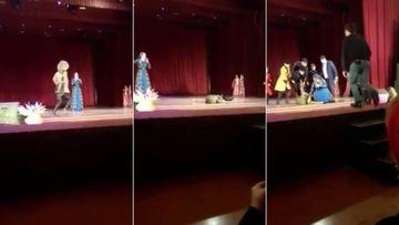 El bailarín R.Khusainov falleció en plena función