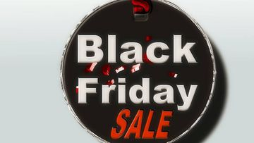 Black Friday. Foto: Pixabay