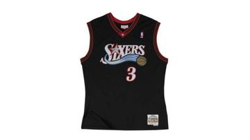 Allen Iverson is the most famous player in the history of the Philadelphia 76ers.
