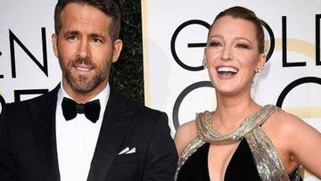 Blake Lively le devuelve el troleo a Ryan Reynolds por su cumpleaños.