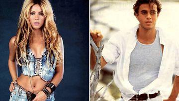 Shakira y Enrique Iglesias: la foto inédita de 1997 que se ha hecho viral. Foto: Instagram