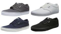Estas zapatillas Vans, con más de 22.000 valoraciones en Amazon, están disponibles en seis colores