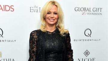 Imagen de Pamela Anderson.