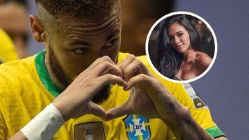 Neymar podría tener nueva novia.