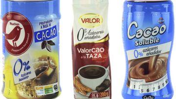 Los mejores cacaos en polvo del mercado, según la OCU
