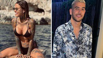 Zoe Cristofoli zanja los rumores sobre Theo Hernández.