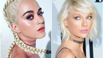 Katy Perry y Taylor Swift siguen con su enfrentamiento en una nueva guerra discográfica.