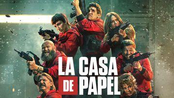 'La casa de papel': fechas, a qué hora y cuando se estrena la temporada 5 en Netflix