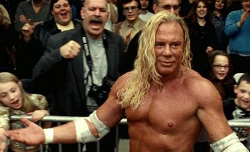 Mickey Rourke in & # 039; The Fighter & # 039 ;.
