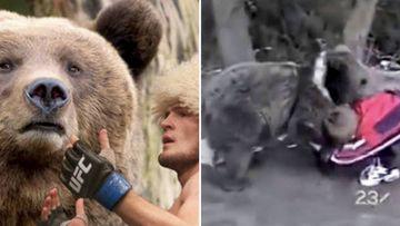Nurmagomedov: el niño que luchaba con osos, perseguido por el ISIS. Foto: redes sociales