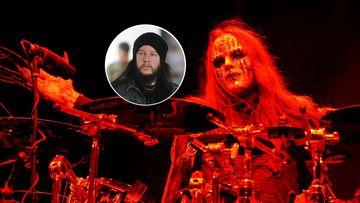 Joey Jordison, uno de los miembros fundadores de Slipknot.