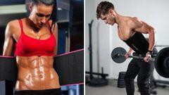 Esta faja reductora para hacer deporte, con 8.000 valoraciones, acelera la quema de calorías