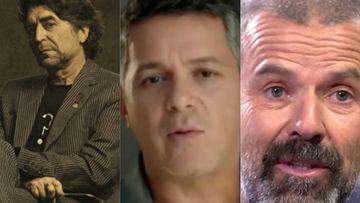 Alejandro Sanz, Joaquín Sabina y Pau Donés, denunciados por evadir impuestos.