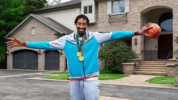 Scottie Pippen pone alquila su casa.