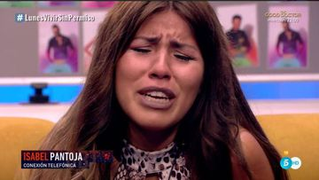 GH VIP 6: La Pantoja llama en directo y Chabelita se derrumba.