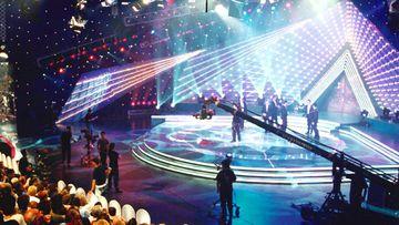 Lluvia de estrellas en Antena 3