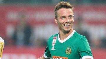 El futbolista Philipp Schobesberger.