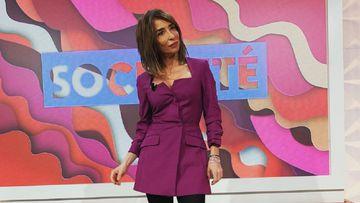 Imagen de María Patiño en 'Socialité'.