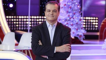 El presentador Ramón García, también conocido como Ramontxu.