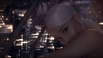Ariana Grande publica su primera canción tras los atentandos de Mánchester.