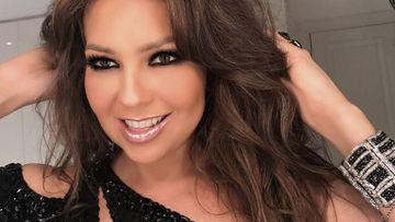 El error de Thalía en Instagram provoca las burlas de sus fans. Foto: Instagram