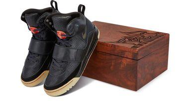 Las zapatillas de Kanye West.