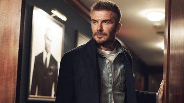 David Beckham es un icono publicitario.
