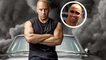 Vin Diesel y Dwayne Johnson mantienen una relación fría.