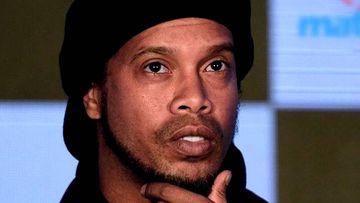 Ronaldinho, productor musical y solidario tras su retirada