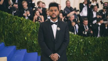 Imagen de The Weeknd.