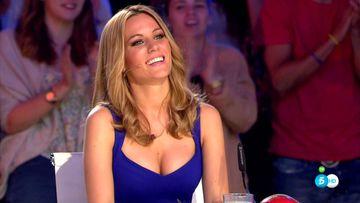 Edurne en Got Talent de Telecinco