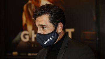 David Bustamante musical ''Ghost'' in Madrid 14 September 2021