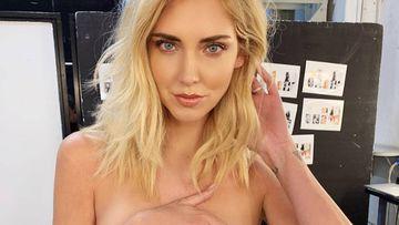Chiara Ferragni se reivindica con un topless en Instagram