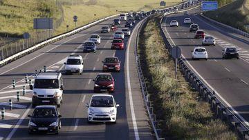 La DGT lanza sus previsiones de tráfico de cara al Puente de diciembre.