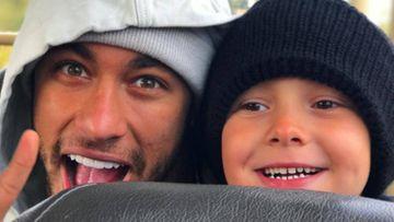 Neymar, obligado a pagar una multa al médico del parto de su hijo Lucca. Foto: Instagram