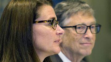 Bill Gates y Melinda Gates.