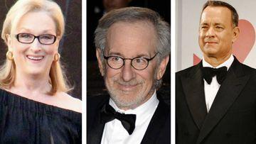 Spielberg dirigirá a Tom Hanks y Maryl Streep en The Post. Foto: Wikipedia