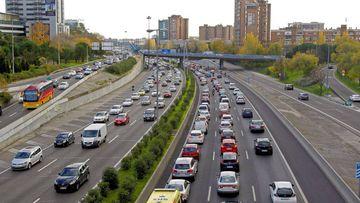 Madrid en la Operación Salida del Puente de diciembre