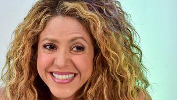 Shakira durante su rueda de prensa previa a su actuación en la ceremonia de inauguración de los XXIII Juegos Centroamericanos y del Caribe 2018