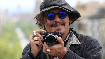 Johnny Depp será uno de los protagonistas en San Sebastián.