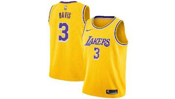 The Lakers have built a formidable team.  Get the Davis shirt