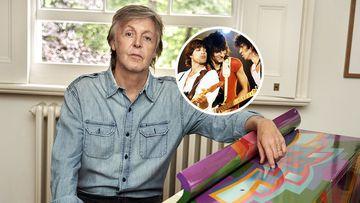 Paul McCartney vuelve a cargar contra los Rolling.