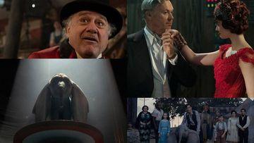 Tim Burton presenta a su 'Dumbo' más personal y humano