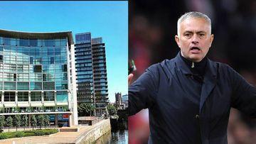Mourinho gasta una fortuna viviendo en un hotel de lujo en Manchester