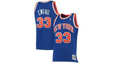 Madison really enjoyed Pat Ewing, one of the members of the Dream Team.
