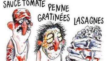 La revista satírita francesa Charlie Hebdo ha lanzado una polémica viñeta sobre el terremoto de Italia que ha causado mucha polémica e indignación.