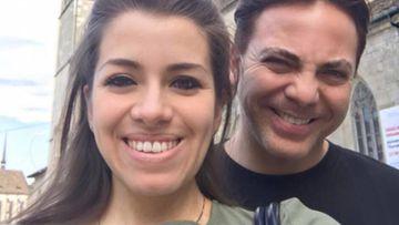 Cristian Castro se separa de su tercera mujer tras 28 días casados.
