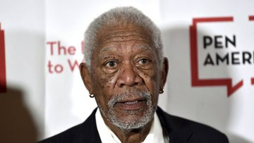 El actor Morgan Freeman en la PEN Literary Gala 2018 celebrada en Nueva York el 22 de mayo de 2018. (Photo by Evan Agostini/Invision/AP, File)