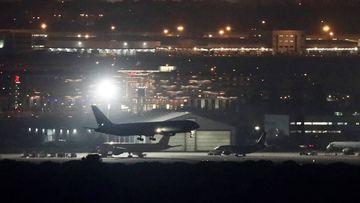 Avión de Air Canadá aterriza sin problemas en aeropuerto madrileño de Barajas