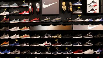 Nike es la marca de calzado deportivo más vendida.